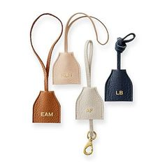 Daily Leather Tote Tag