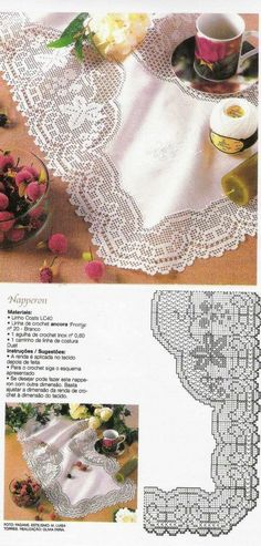 Sultan Crochet Tablecloth, Crochet Doilies, Crochet Motif, Free Crochet, Knit Crochet, Tatting Patterns, Doily Patterns, Crochet Patterns, Filet Crochet Charts