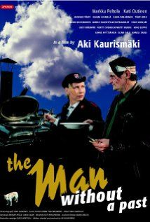 The Man Without a Past follows a man who arrives in Helsinki and gets beaten up so severely he develops amnesia. Unable to remember his name or anything from his past life, he cannot get a job or an apartment, so he starts living on the outskirts of the city and slowly starts putting his life back on track.