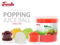 Fanale Popping Boba - 1 Tub