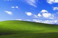 Windows Xp Default Wallpapers #WindowsXP #Wallpapers #Backgrounds #Windows #Bliss