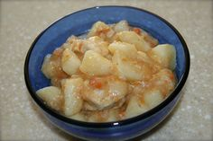 CartofiScazutiFinal Stewed Potatoes, Chicken Potatoes, Shrimp, Meat, Food, Essen, Meals, Yemek, Eten