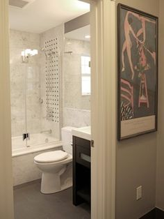 Bathroom Layout For 5X7 5x8 small space bathroom. shower across from pocket door. toilet