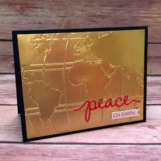 peace on earth card a