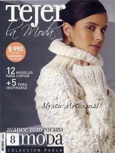 Tejer la Moda nro. 8 - Jimena Rodriguez - Picasa Webalbumok