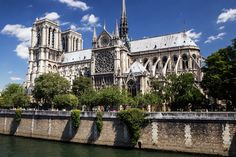 #Notredame, Paris.