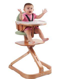 Svanu0027s Signet High Chair Accommodates Your Little Oneu0027s Developmental  Milestones