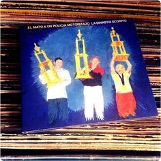 hace un tiempo la gente de @elmatoaunpoliciamotorizado de #LaPlata #BuenosAires #Argentina nos hizo llegar su #album #LaDinastiaScorpio. lo podes escuchar desde todo el mundo en rotación 24hs por @radiomangopapachango ! gracias a ellos! #LaptraDiscos a while ago #ElMatoAUnPoliciaMotorizado sent us their album so u can listen it on our rotation 24hs from all the world! thanks for sending us your music!