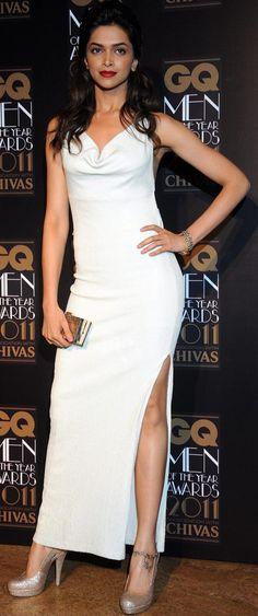 Deepika Padukone at the GQ Men of The Year Awards 2011