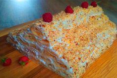 Jablková torta s orechmi - Receptik. Food Cakes, Cupcake Cakes, Cooking Cake, Easy Cake Decorating, Russian Recipes, Creative Cakes, Vanilla Cake, Food Videos, Cake Recipes