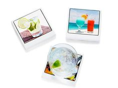 These photo coasters are a great way to make your #holiday gift more personal #hgtvmagazine // http://www.hgtv.com/design/make-and-celebrate/handmade/diy-gift-photo-coasters?soc=pinterest