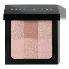 Bobbi Brown Brightening Brick/0.23 Oz. ($50) ❤ liked on Polyvore featuring beauty products, makeup, cheek makeup, blush, beauty, blush & bronzers, pink, blender brush, bobbi brown cosmetics and blending brush