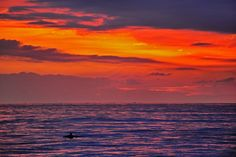 Afterglow in Oceanside - April 24, 2013