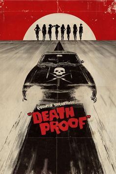 Death Proof (2007) Thriller Quentin Tarantino ; Kurt Russell Check out my review youtu.be/plGY8UoP0YU