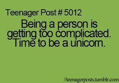 always be either a unicorn, the doctor, or batman! (if u dont get the doctor one i can never be friends unless u r pewdiepie or tobuscus or IIsuperwomanII