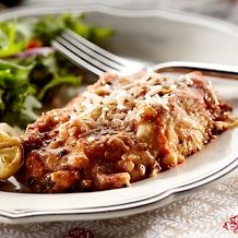 Victoria Amory Skinny Chicken Parmesan 10-pack. Only 175 calories. Get ready for summer!!! Available at www.victoriaamory.com/shop