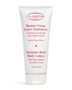Moisture-Rich Body Lotion  by Clarins at Neiman Marcus.