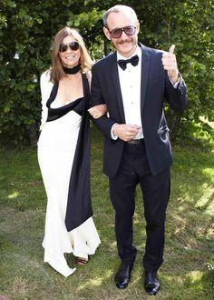 Kate Moss Wedding - Carine Roitfeld + Terry Richardson