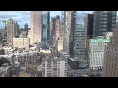 Intercontinental New York Times Square: King Skyview Room 2922