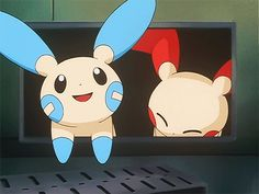 Pokemon (Is it bad I know what movie this is from?) <-- No, anyone who decided that they were going to watch Ashes decline in the anime should know what they are from.