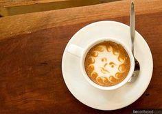 caffe sole - Caffè fantasia, sole