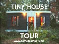 Tiny House Tour: A Yestermorrow Design/Build Project — COMET CAMPER