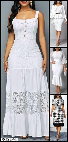 Dresses For Women Floaty Summer Dresses, Navy Blue Prom Dresses, Nice Dresses, Evening Dresses, Look Fashion, Womens Fashion, Burberry Coat, Classy Dress, Fancy Dress
