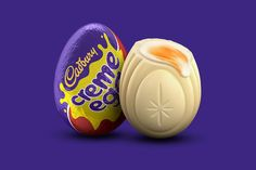 Cadbury just announced that white chocolate Creme Eggs are back- CosmopolitanUK Chocolate Treats, Cadbury Easter Eggs, Dinner Under 300 Calories, Recipe From Scratch, Great Desserts, Fudge Recipes, Egg Hunt, Healthy Baking, Cooking