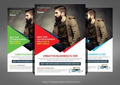 Kids Charity Flyer Template By Business Templates On