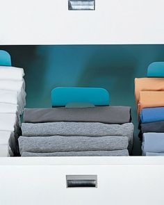 No one ever has enough closets. But a few smart, unconventional storage ideas will make the most of the space you have.