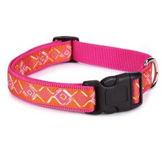 Zack  Zoey Nylon Brite Diamonds Dog Neck Collar 1016Inch Raspberry >>> You can find out more details at the link of the image.(This is an Amazon affiliate link and I receive a commission for the sales)
