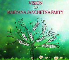 Venod Sharma: Venod Sanrma and Jan Chetna Party