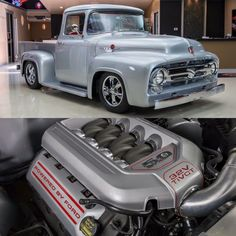 A Brief History Of Ford Trucks – Best Worst Car Insurance Hot Rod Trucks, Cool Trucks, Big Trucks, 1956 Ford Truck, Ford Pickup Trucks, Chevy Trucks, Muscle Cars, Classic Pickup Trucks, Old Classic Cars