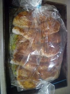 Kurczak pieczony na porze Bread, Food, Meal, Brot, Eten, Breads, Meals, Bakeries