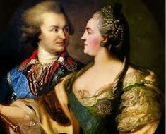 Catherine the Great and Grigory Potemkin