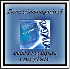 Deus incomparável