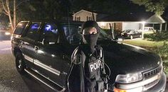 Fulton County SWAT Officer -- female