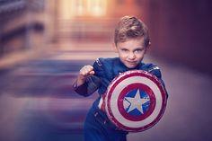 Super Hero edit - Kevin Cook