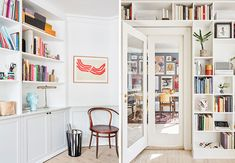 Diy Trend, Ikea Hacks, Daybed, Diys, Bookcase, Shelves, Dining, Architecture, Storage