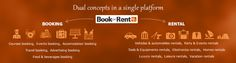 BookorRent - Multipurpose Booking and Rental Software