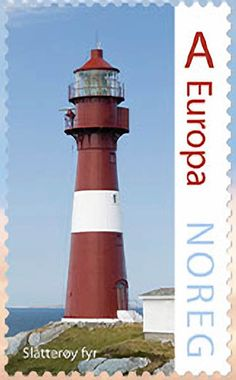 Norway | Lighthouse Stamp Society