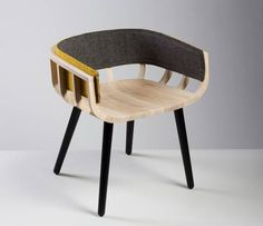 Notion and Mourne Textiles Frame chair