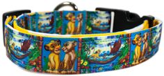 Dog Collar inspired by Disney's the Lion King
