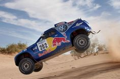 Volkswagen Toureg TDI   Dakar Rally