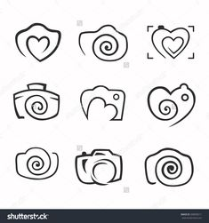 Find Camera Logo Vector Set Trendy Hipster stock images in HD and millions of other royalty-free stock photos, illustrations and vectors in the Shutterstock collection. Arm Tattoos, Mini Tattoos, Body Art Tattoos, Small Tattoos, Tatoos, Sun And Moon Drawings, Kamera Tattoos, Foto Logo, Camera Tattoo Design