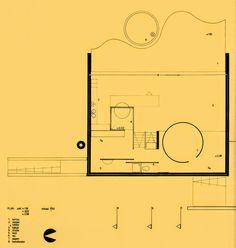 Juliaan Lampens | Casa Van Wassenhove | Sint-Martens-Latem, Bélgica | 1973