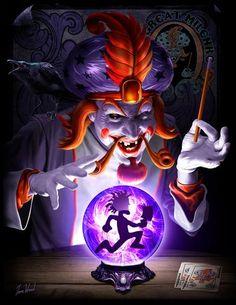 The Great Milenko Joker Clown, Clown Horror, Joker Art, Creepy Clown, Horror Art, Creepy Horror, Halloween Flyer, Halloween Art, Icp Joker Cards