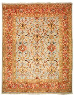 Rug SR806A - Safavieh Rugs - Samarkand Rugs - Wool Rugs - Area Rugs - Runner Rugs