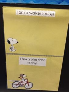 Classroom Organization - Doyle Dispatch How are you getting home today?  Different colors for bus/walkers.  Attendance?