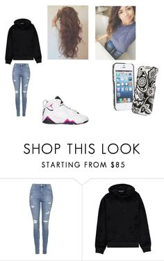 """Chelsea"" by kyanastyle ❤ liked on Polyvore featuring Topshop, Dolce&Gabbana, Retrò and Vera Bradley"